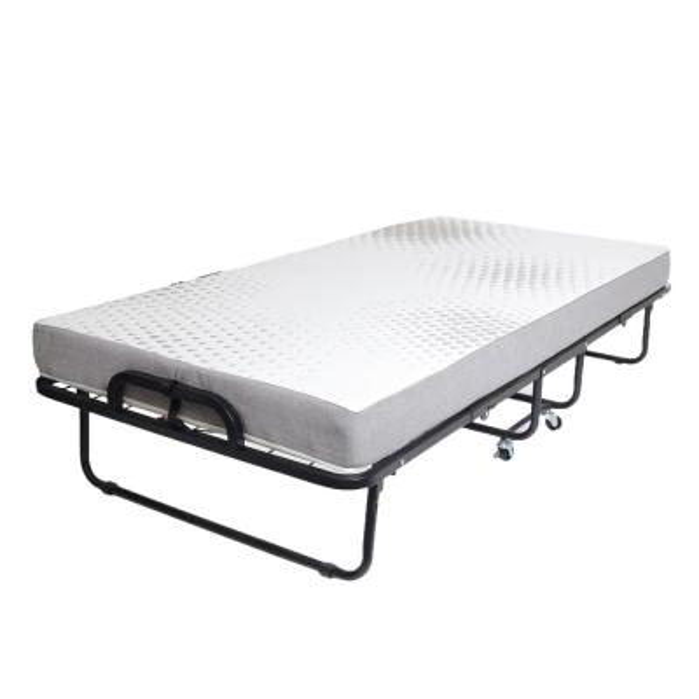 Twin Metal Rollaway Bed