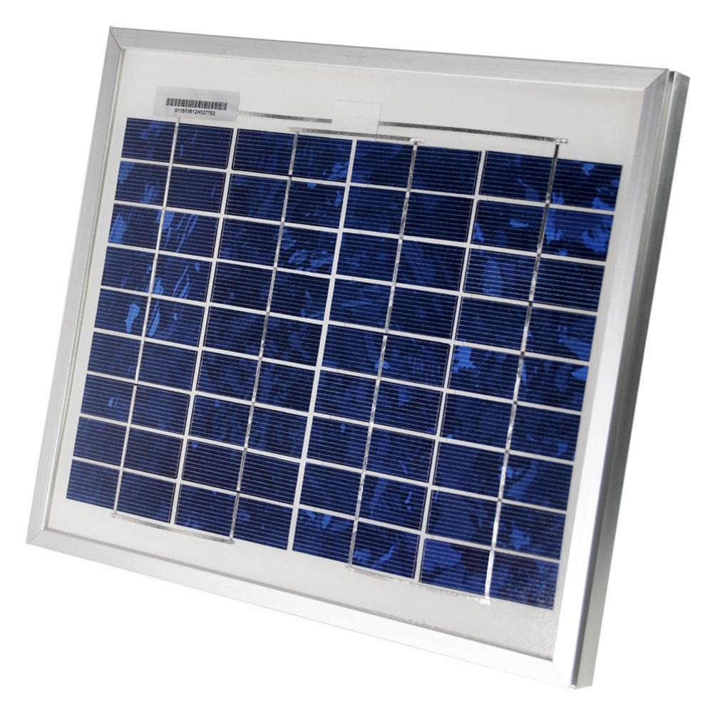 Sunforce 10-Watt Crystalline Solar Panel-DISCONTINUED