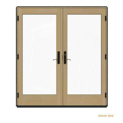 Left Handinswing French Patio Door Patio Doors Exterior Doors