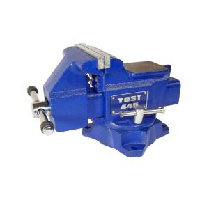 Yost 4-1/2 inch Apprentice Series Utility Bench Vise by