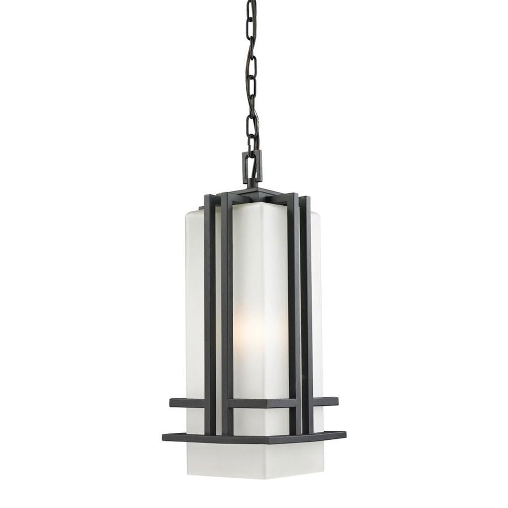 Filament Design Bay Black Outdoor Pendant-CLI-JB-025736