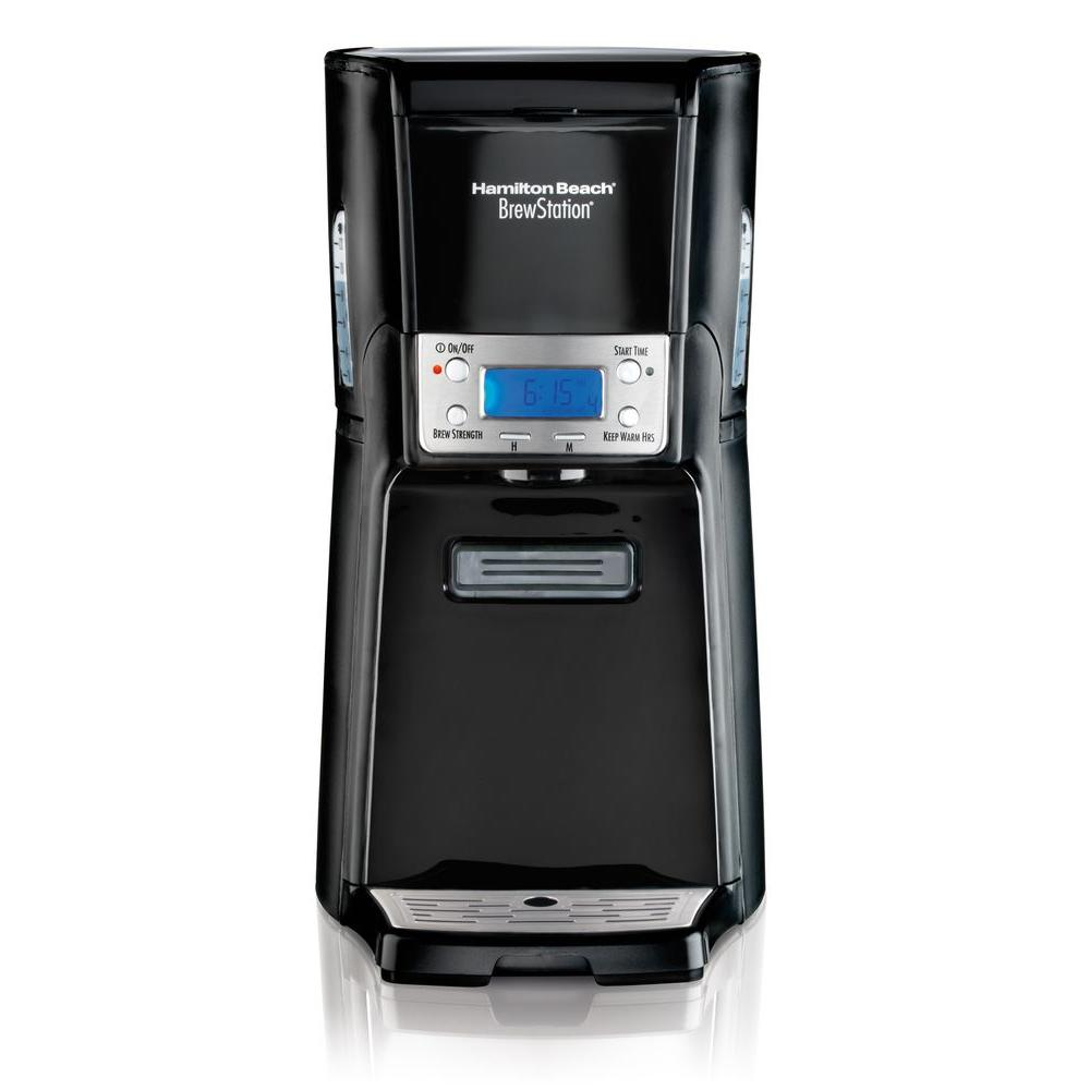 Hamilton Beach BrewStation 12-Cup Dispensing Coffee Maker...