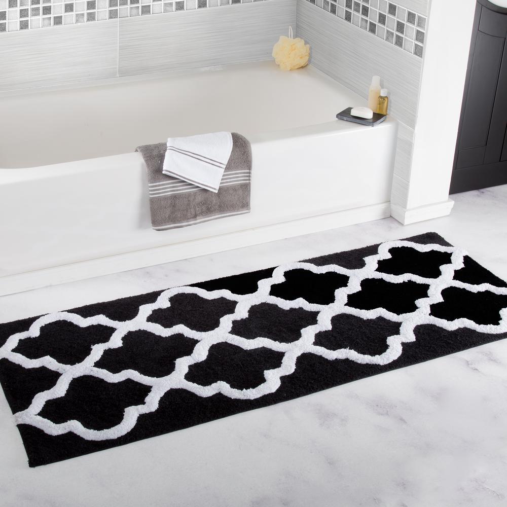 X 60 In Bathroom Mat 67 0029 Bl