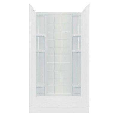One piece - Shower Walls & Surrounds - Showers - The Home Depot