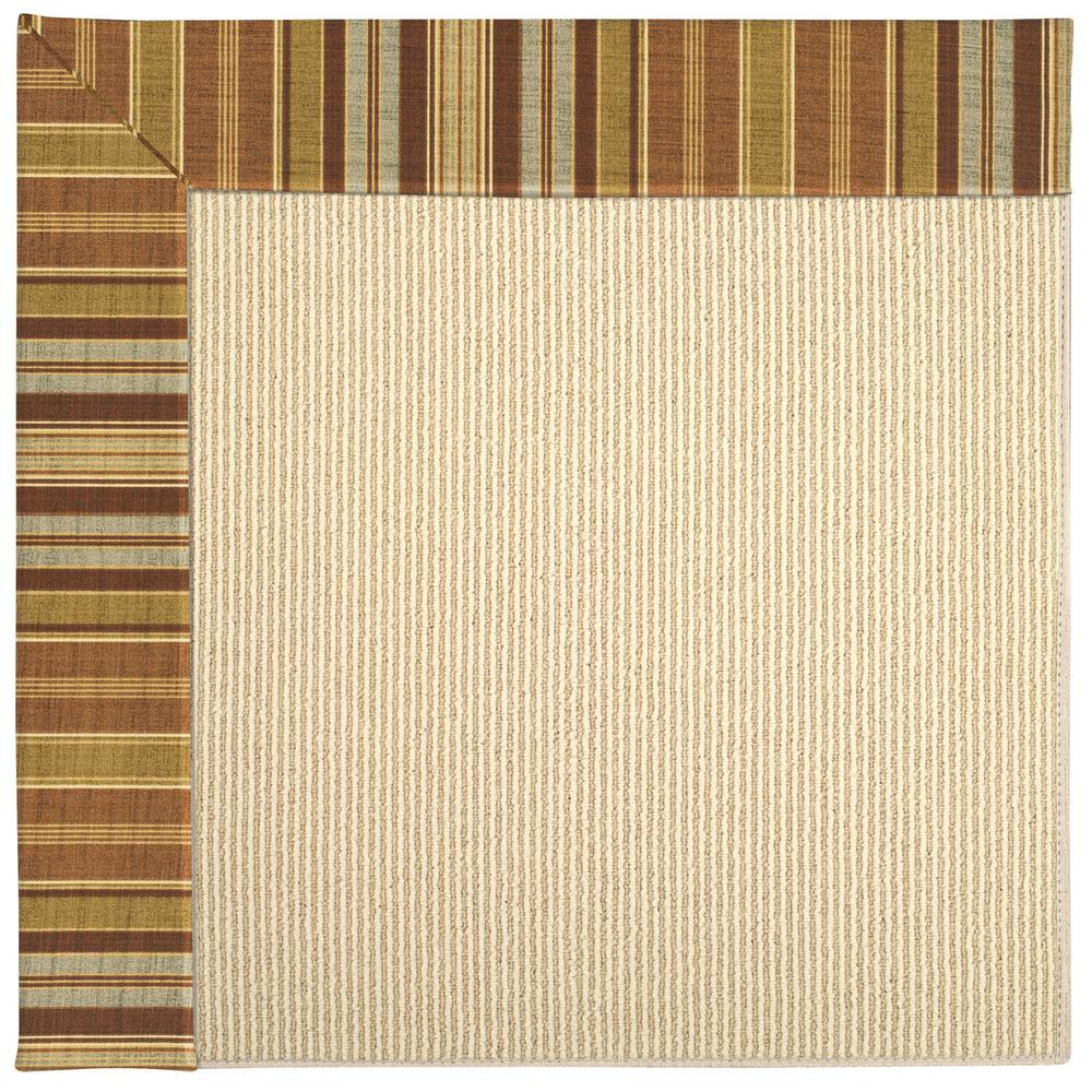 Zoe Beach Sisal On Mushroom 12 Ft X 15 Area
