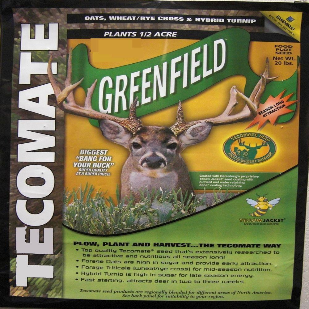 20 lb. Greenfield Professional Wildlife Seed Mix