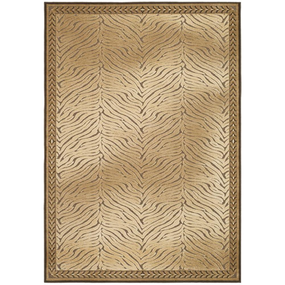 Safavieh Paradise Brown 4 ft. x 5 ft. 7 in. Area Rug