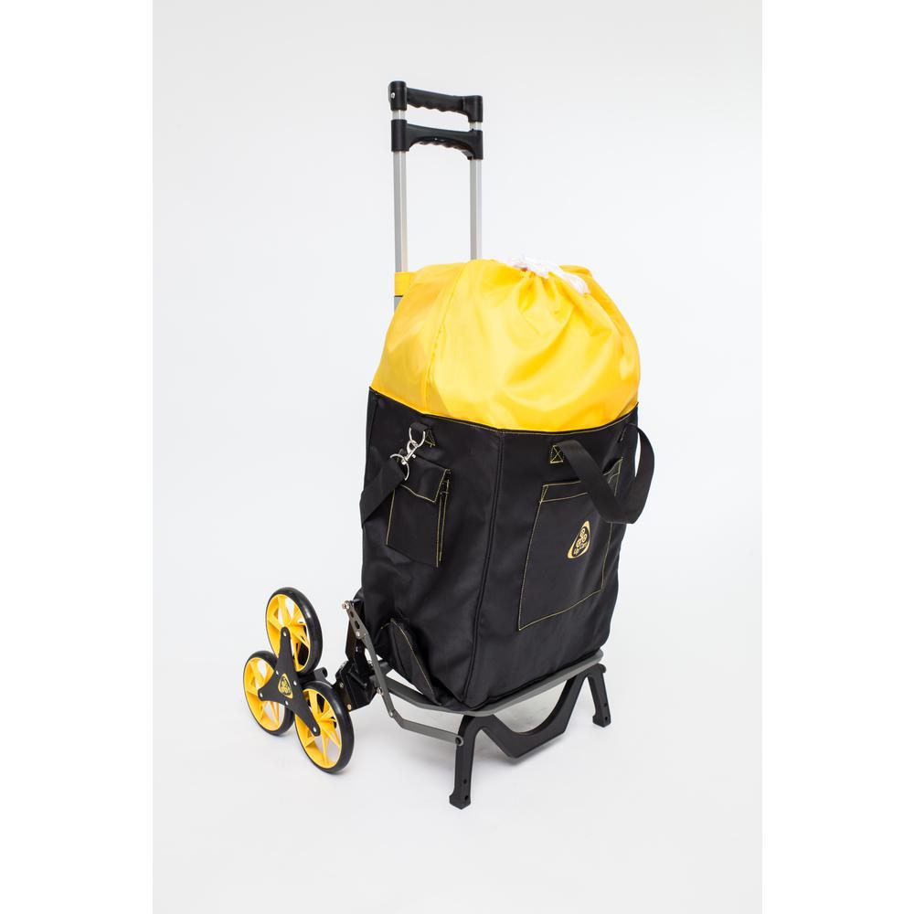 Upcart Original Folding Hand Truck And Upgrade Bag Combo