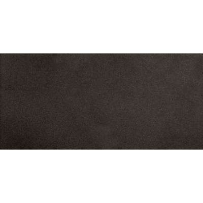 Perspective Pure Charcoal Matte 11.81 in. x 23.62 in. Porcelain Floor and Wall Tile (15.5 sq. ft. / case)