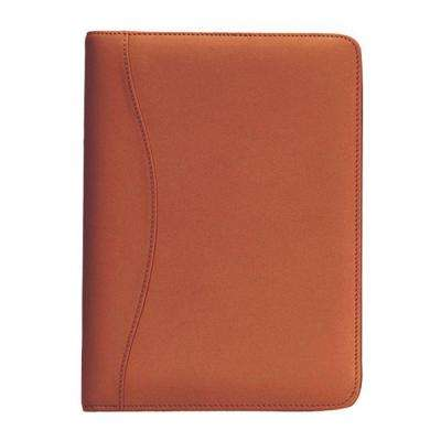 Compact Writing Portfolio Organizer, Tan