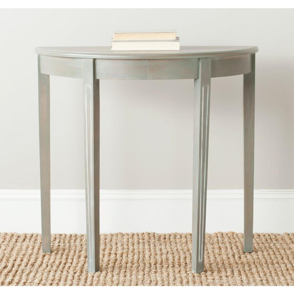Safavieh Jethro French Grey Console Table
