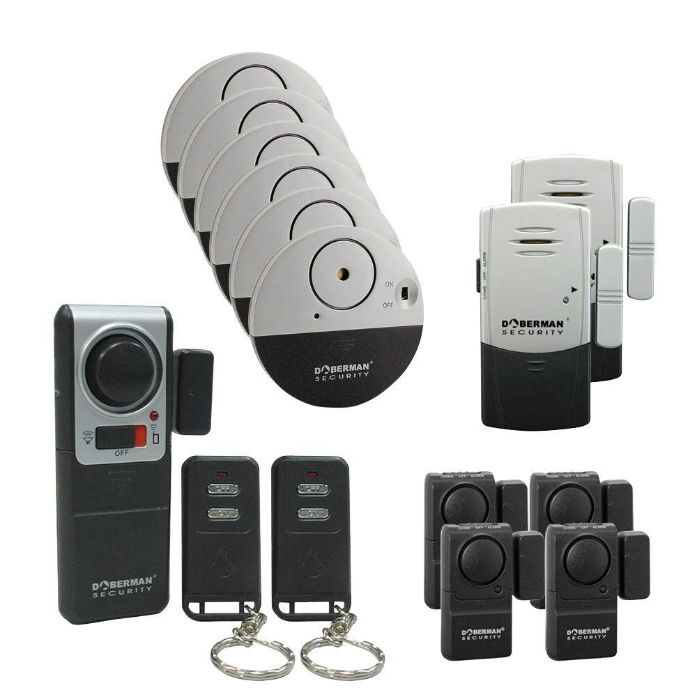 Doberman Security Home Alarm Security Kit #3