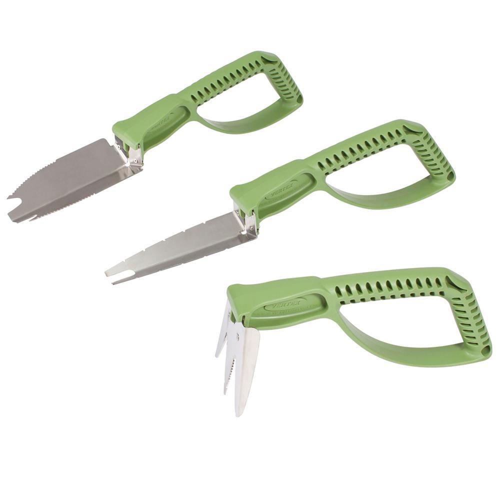 NaturalGrip 3-Piece Garden-Basics Tool Set