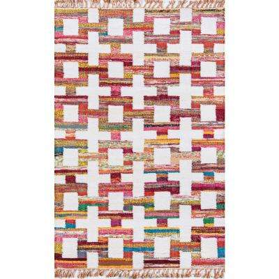 California Ojai Multi 2 ft. 6 in. X 4 ft. Indoor Area Rug