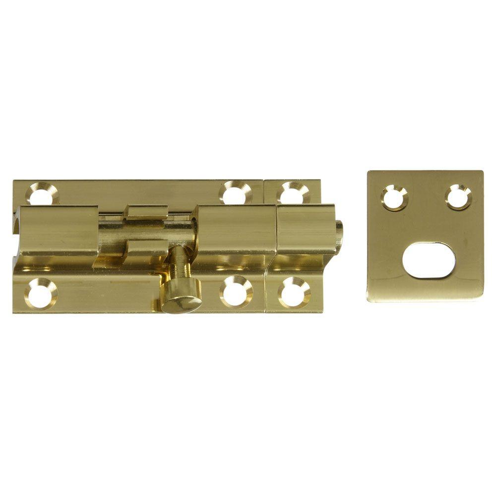Stanley national hardware solid brass 2 1 4 in barrel for Stanley home designs hardware