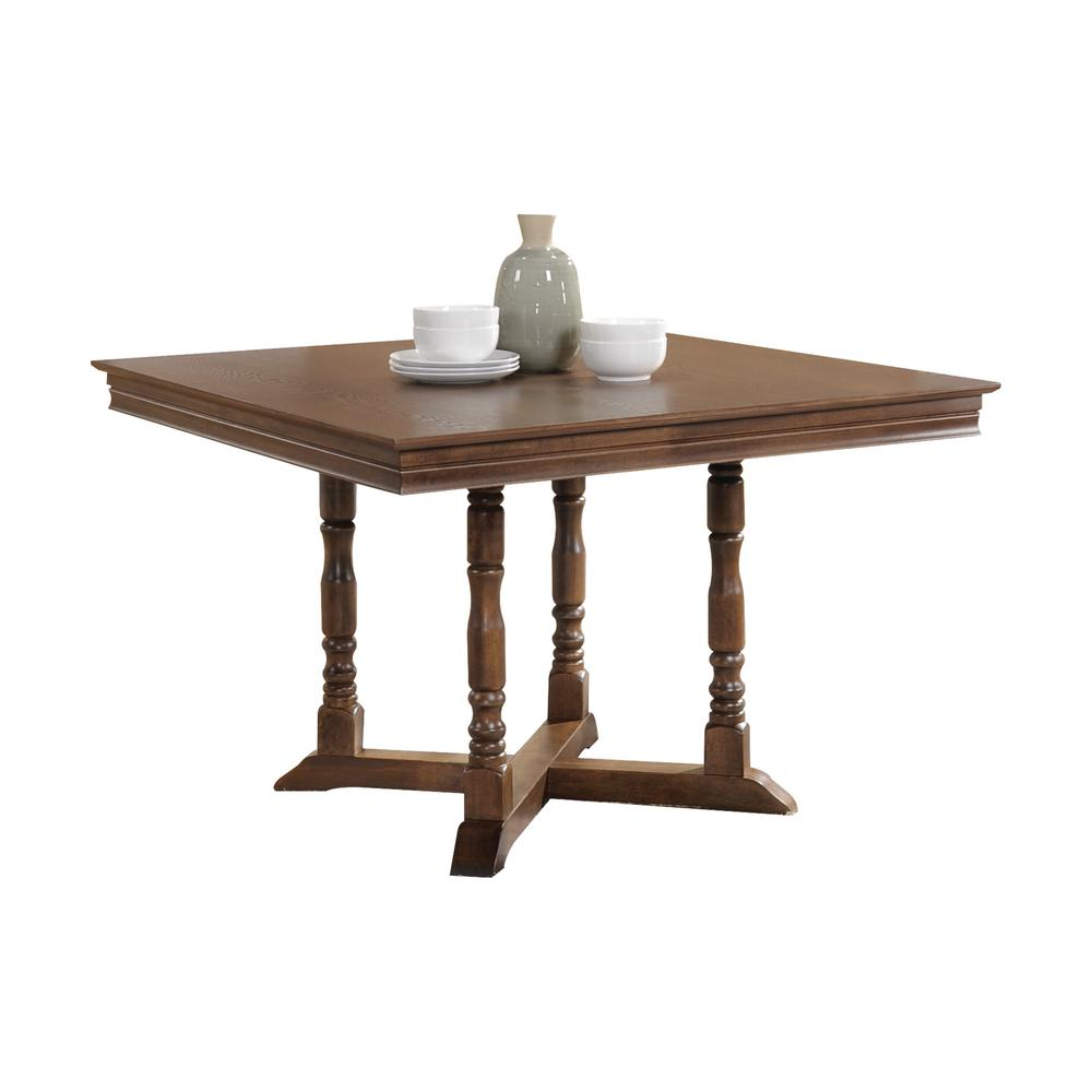 Walnut Kitchen Table: Picket House Furnishings Murphy Walnut Dining Table