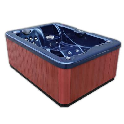 X-2 3-person 31-Jet Spa with LED lighting and Waterfall