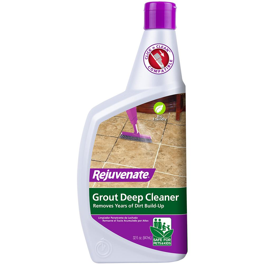 Rejuvenate Tile and Grout Deep Cleaner