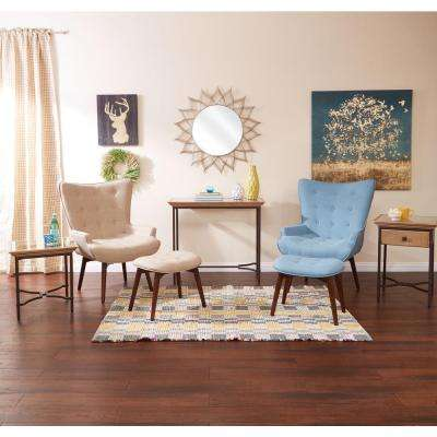 Dalton Capri Chair with Ottoman