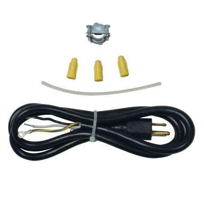 3-Prong Dishwasher Power Cord Kit