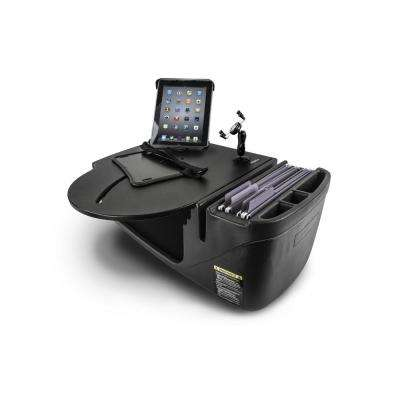 RoadMaster Car Black with Built-in Power Inverter, X-Grip Phone Mount and Tablet Mount