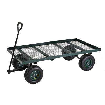 7 cu. ft. 36 in. W Utility Cart