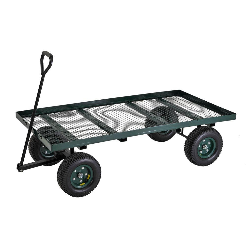 Sandusky Lee 7 Cu Ft 36 In W Utility Cart