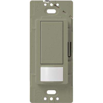 Maestro Motion Sensor switch, 2-Amp, Single-Pole, Greenbriar