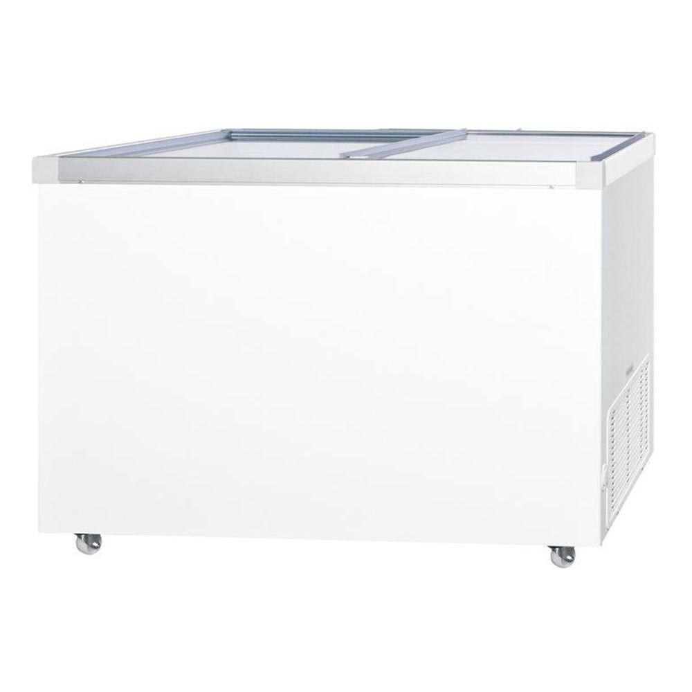 Summit Appliance 13.0 cu. ft. Ice Cream Chest Freezer in White-DISCONTINUED