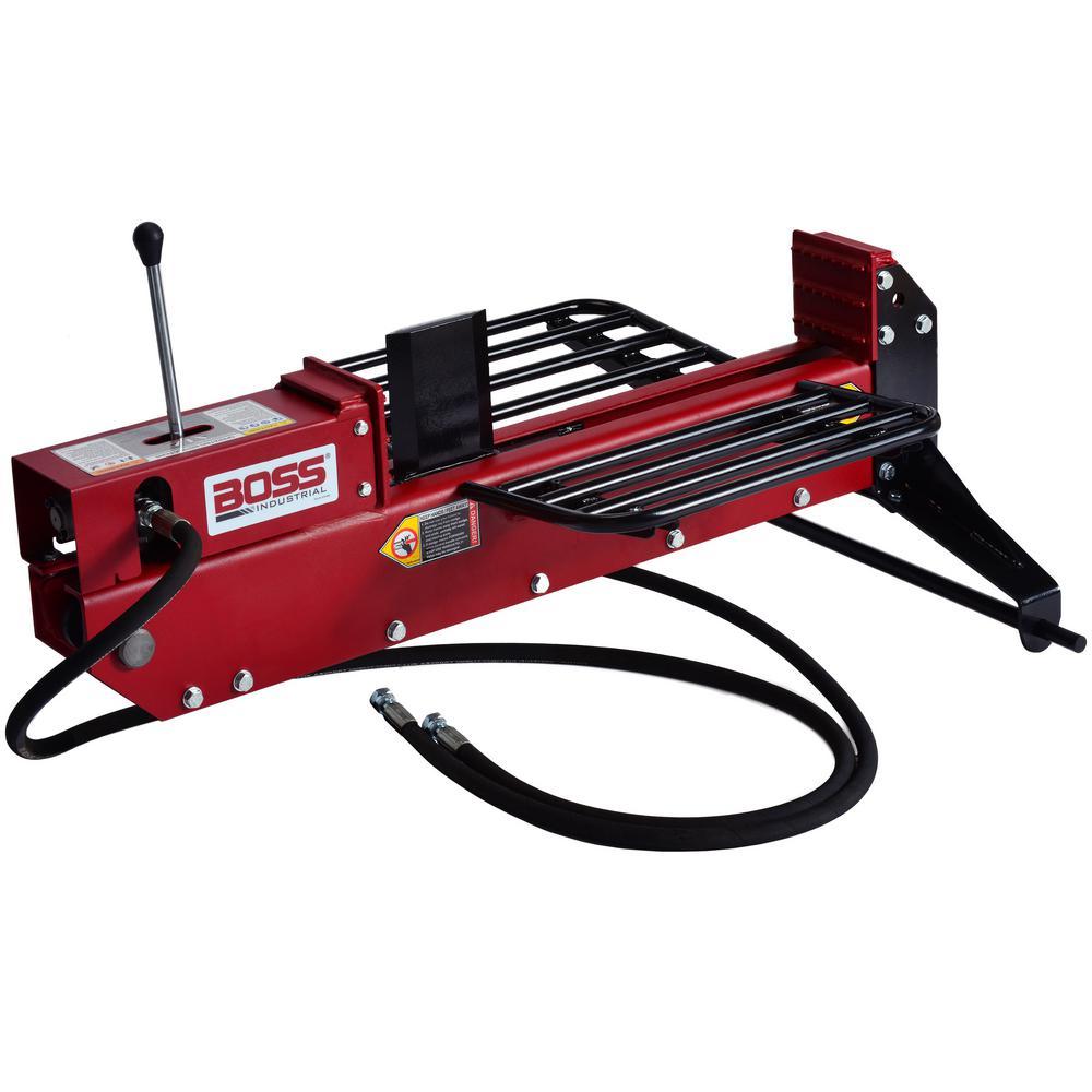 16-Ton 3PT Dual Action Log Splitter