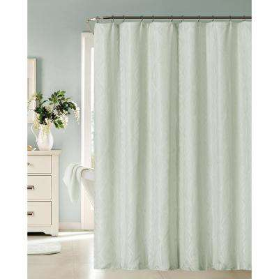 Romance 72 in. Spa Shower Curtain