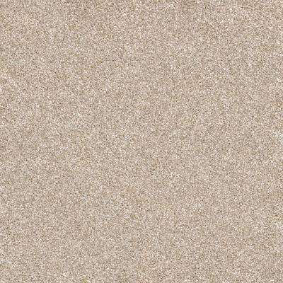 Contemporary Central Beige Residential 24 in. x 24 in. Peel and Stick Carpet Tile (12 Tiles/Case)