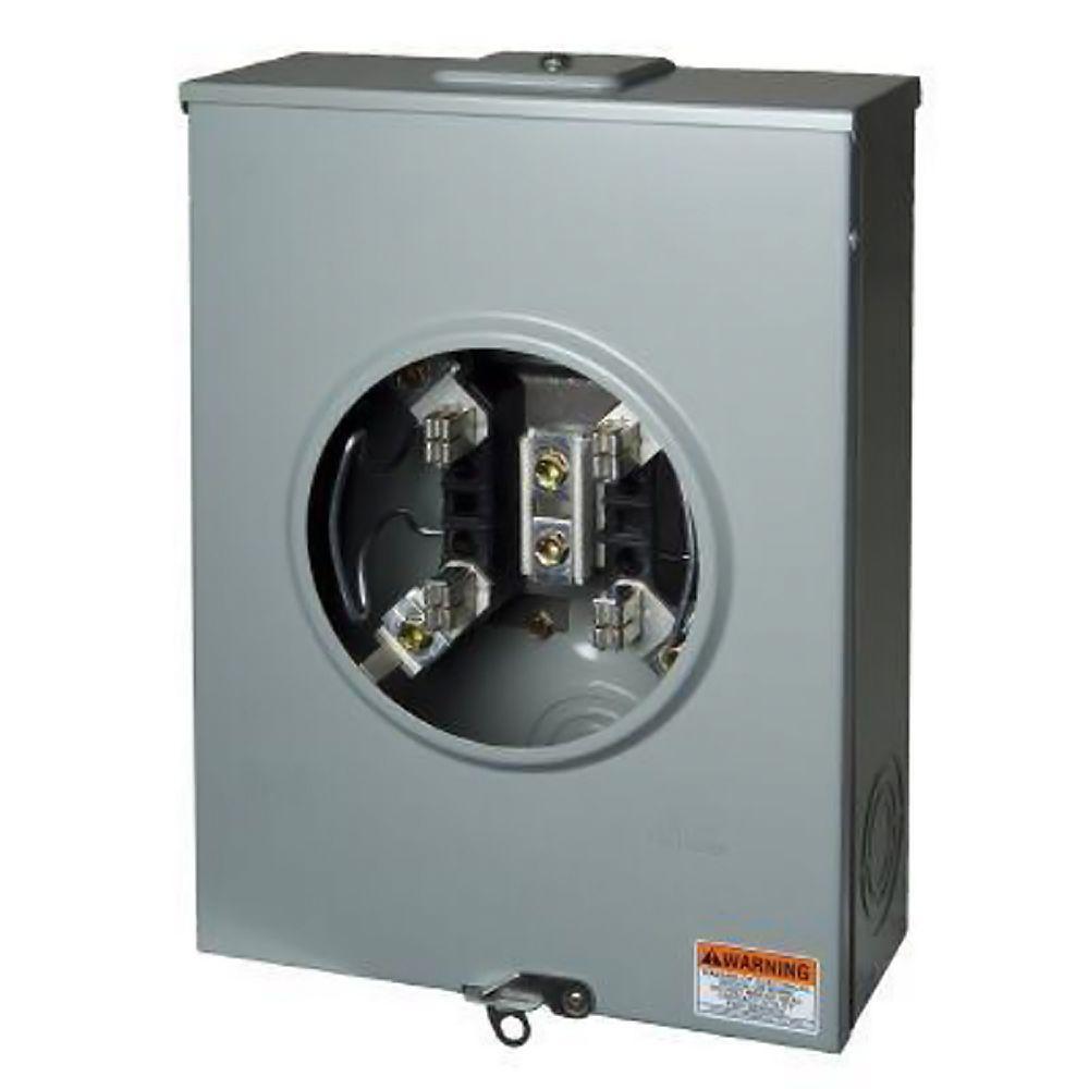 200 Amp Overhead/Underground Meter Socket