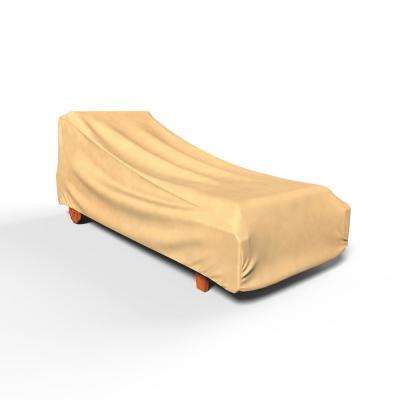 All-Season Single Large Patio Chaise Covers