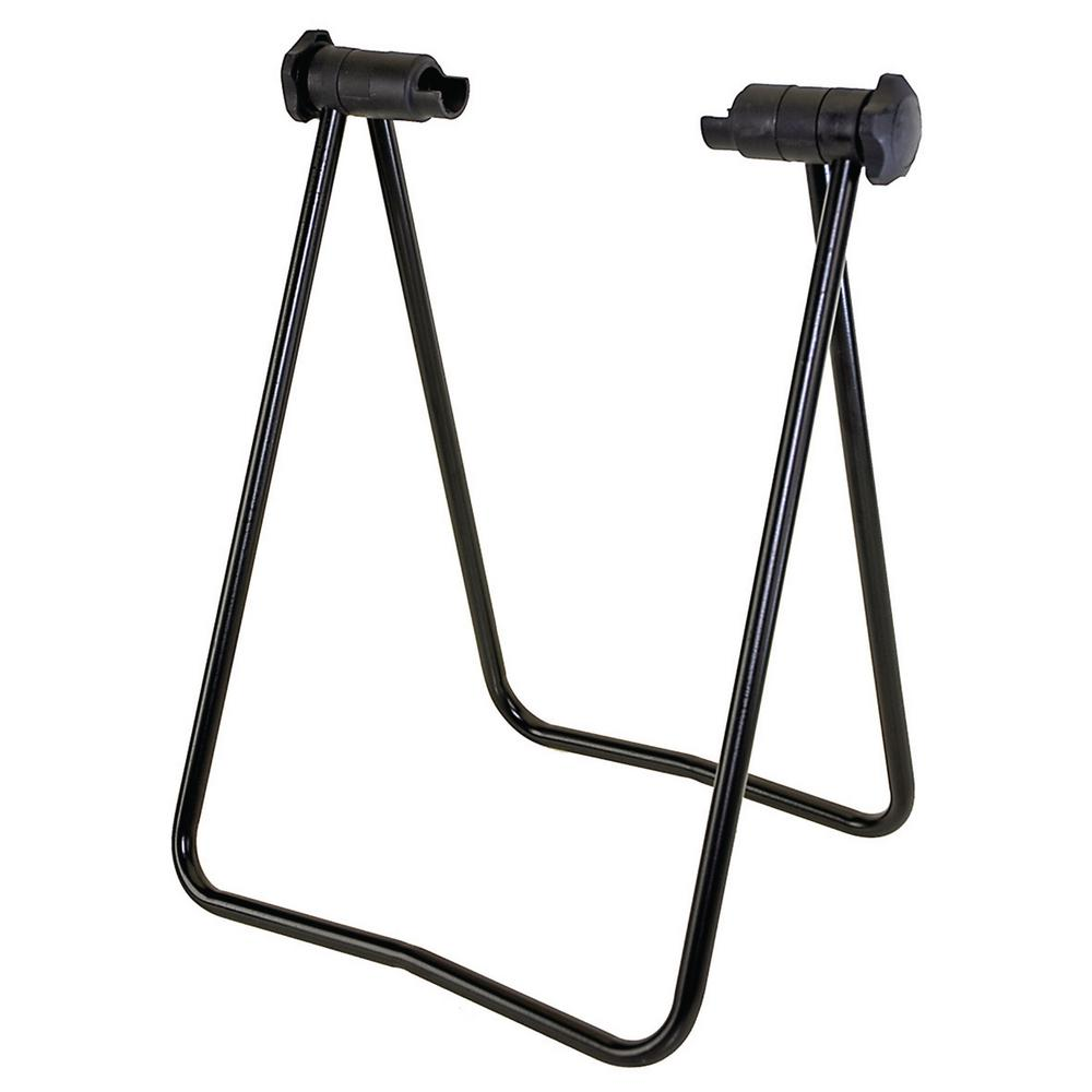 M-Wave Foldable Display Stand for 12-29 in. Wheeled Bikes