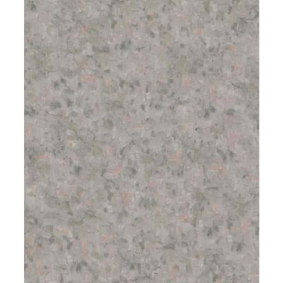Grey & Pink Multi Color Textured Paint Wallpaper