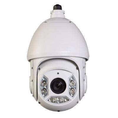 Wired 2-Megapixel Cost-Effective Network IR PTZ Indoor or Outdoor Dome Standard Surveillance Camera