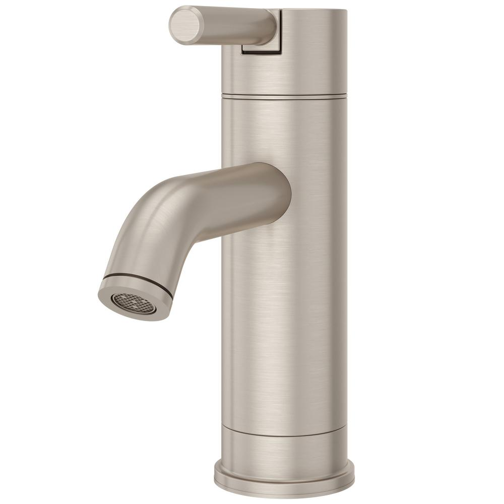 Pfister Contempra Single Hole Single-Handle Bathroom Faucet in ...