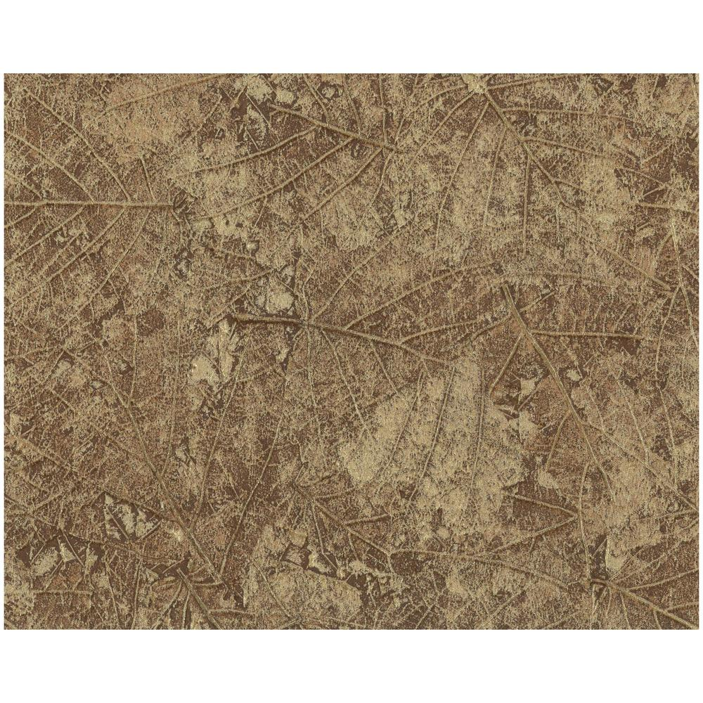 York Wallcoverings Color Library Ii Tossed Leaves Wallpaper Cl1809