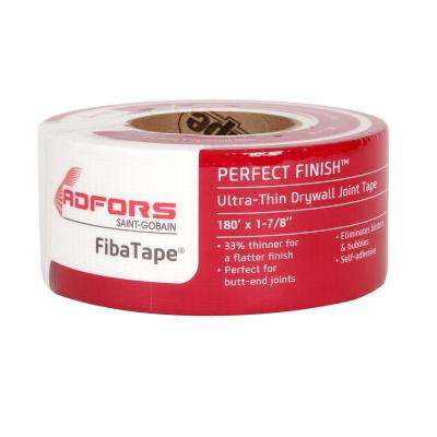 1-7/8 in. x 180 ft. Self-Adhesive Mesh Drywall Joint Tape Perfect Finish