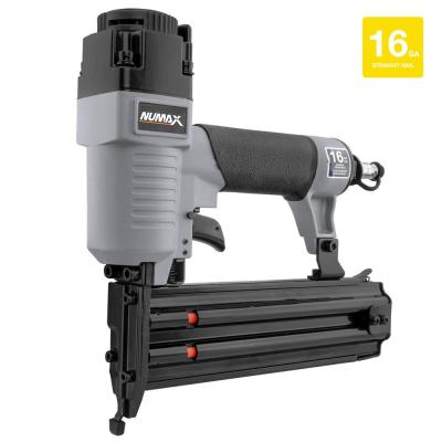 Pneumatic 16-Gauge 2 in. Straight Finish Nailer