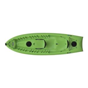 Click here to buy Lifetime 10 ft. 6 inch Lime Kokanee Tandem Kayak by Lifetime.