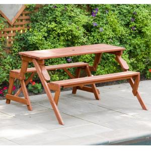 Prime Leisure Season 55 In X 58 In X 30 In Cedar Folding Picnic Patio Table And Bench Fptb7104 The Home Depot Download Free Architecture Designs Scobabritishbridgeorg