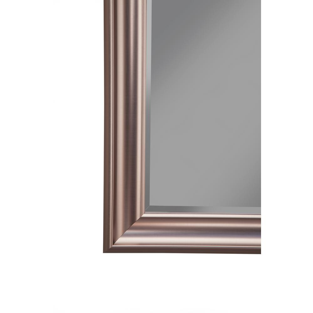 afafd93ceab610 Martin Svensson Home Silver Wall Mirror 14317 - The Home Depot