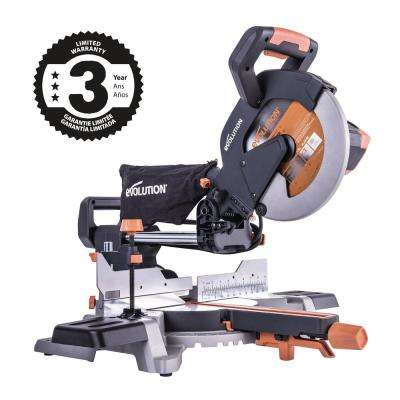 15 Amp 10 in. TCT Multi-Material Cutting Sliding Miter Saw