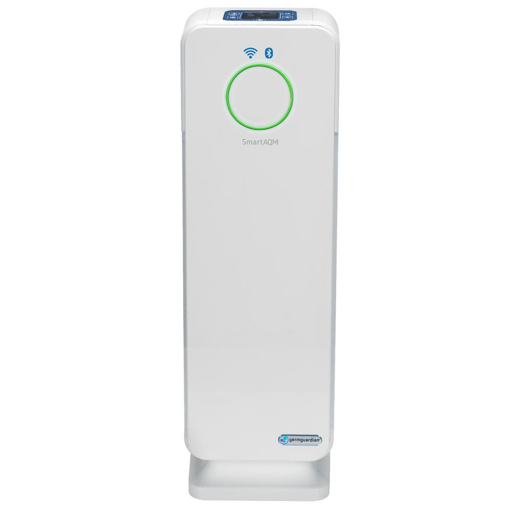 Smart Elite 4-in-1 True HEPA Purifier with UV Sanitizer, Odor Reduction