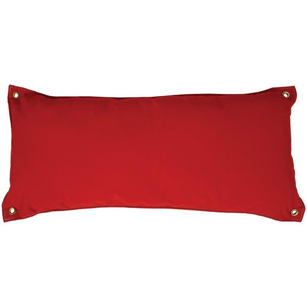 null Canvas Glacier Traditional Hammock Pillow