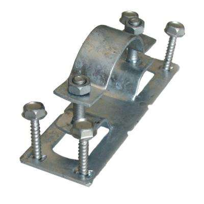 Steel 2 Wood Fence Bracket WAP-OZ