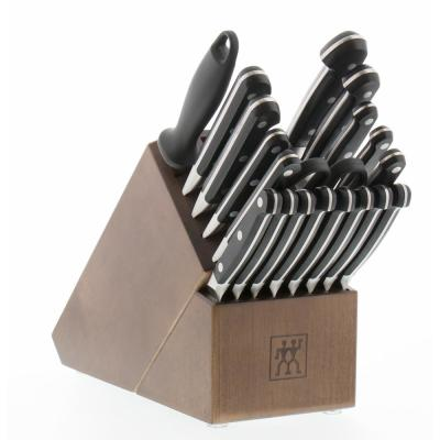 Pro 20-Piece Knife Block Set
