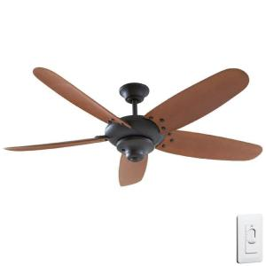 Home Decorators Collection Altura 68 In Indoor Oil Rubbed Bronze Ceiling Fan With Remote